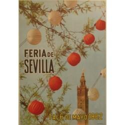 FERIA DE SEVILLA 1962