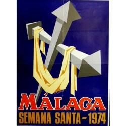 MALAGA SEMANA SANTA 1974