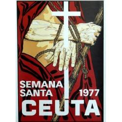 CEUTA SEMANA SANTA 1977