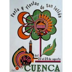 FERIA Y FIESTAS DE SAN JULIAN CUENCA