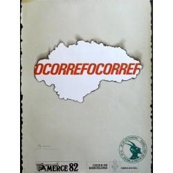 CORREFOC MERCE 82. BROSSA
