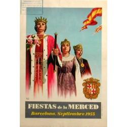 FIESTAS DE LA MERCED 1955