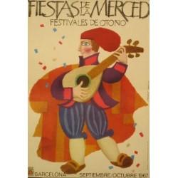 FIESTAS DE LA MERCED 1967