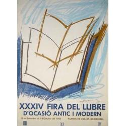 XXXIV FIRA DEL LLIBRE D'OCASIÓ ANTIC I MODERN