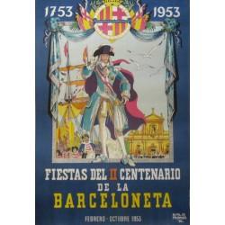 FIESTAS DEL II CENTENARIO DE LA BARCELONETA