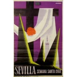 SEVILLA SEMANA SANTA 1968