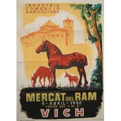 VICH MERCAT DEL RAM 1952- VIC