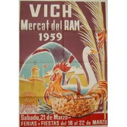 VICH MERCAT DEL RAM 1959- VIC