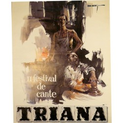 II FESTIVAL DE CANTE TRIANA