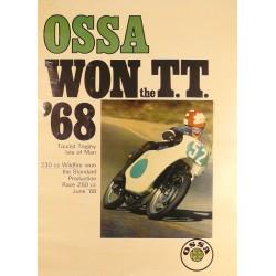 OSSA WON TT '68