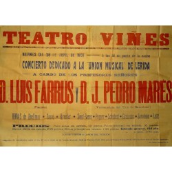 D. LUIS FARRUS Y D. J. PEDRO MARES