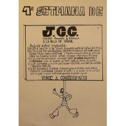 1a. SETMANA DE J.C.C.