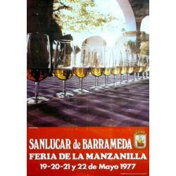 SANLUCAR DE BARRAMEDA, FERIA DE LA MANZANILLA