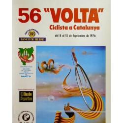 """56 """"VOLTA"""" CICLISTA A CATALUNYA"""