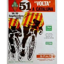 """51 """"VOLTA"""" A CATALUÑA"""