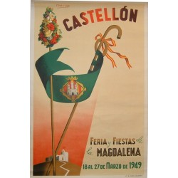 CASTELLON FERIA Y FIESTA 1949