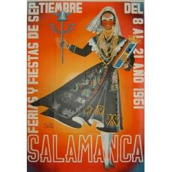 SALAMANCA 1961 FERIA Y FIESTAS