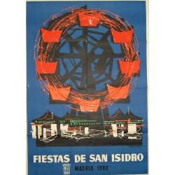 MADRID 1960 FIESTA DE SAN ISIDRO