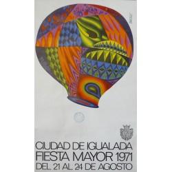 IGUALADA FIESTA MAYOT 1971