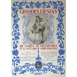 SARRIA.GRANDES FIESTAS MARIA AUXILIADORA