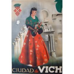 CIUDAD DE VICH- VIC