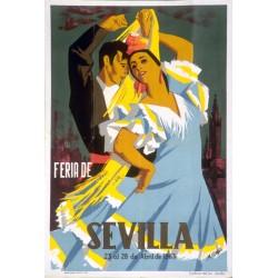 FERIA DE SEVILLA 1963