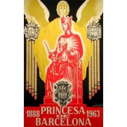 PRINCESA DE BARCELONA