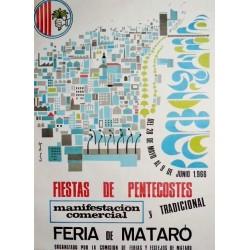 FERIA DE MATARO 1966