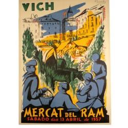VICH MERCAT DEL RAM 1957- VIC