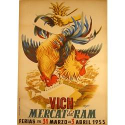 VICH MERCAT DEL RAM 1955- VIC