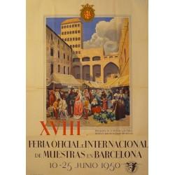 XVIII FERIA DE MUESTRAS EN BARCELONA