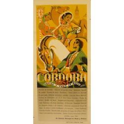 CORDOBA. 1954. FERIAS Y FIESTAS DE MAYO