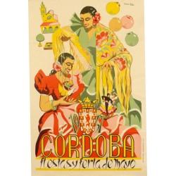 CORDOBA 1957. FIESTAS Y FERIAS DE MAYO.