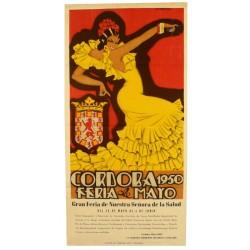 CORDOBA. 1950 FERIA DE MAYO