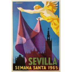 SEVILLA SEMANA SANTA 1965