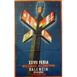 XXVII FERIA VALENCIA, MUESTRARIO INTERNACIONAL
