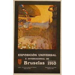 EXPOSICIÓN UNIVERSAL BRUSELAS 1910