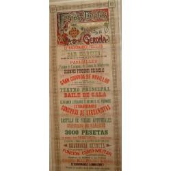 FERIAS Y FIESTAS GERONA 1901