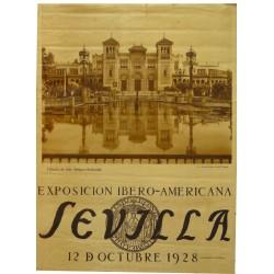 SEVILLA EXPOSICION IBERO-AMERICANA