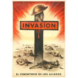INVASION. EL CEMENTERIO DE LOS ALIADOS