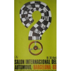 SALON INTERNACIONAL DEL AUTOMOVIL/BARCELONA 69
