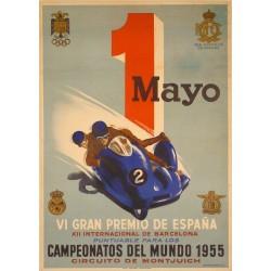 VI GRAN PREMIO DE ESPAÑA 1955