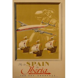 FLY TO SPAIN BY IBERIA