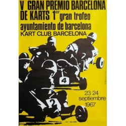 V GRAN PREMIO BARCELONA DE KARTS