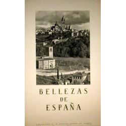 BELLEZAS DE ESPAÑA SEGOVIA