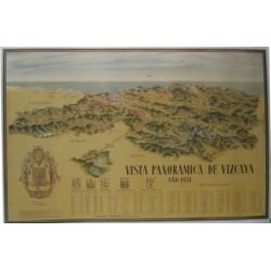 VISTA PANORAMICA DE VIZCAYA