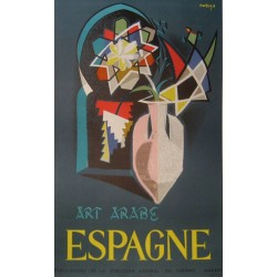ART ARABE ESPAGNE