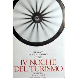 IV NOCHE DEL TURISMO. MASPONS, Oriol