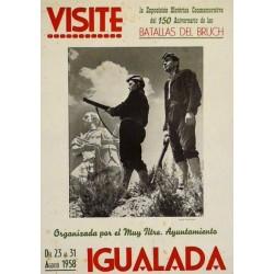 VISITE IGUALADA, BATALLAS DEL BRUCH