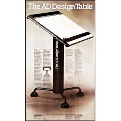 THE AD DESIGN TABLE